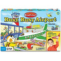 Busy Busy airport Game: Richard Scary