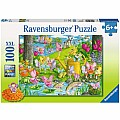 Fairy Playland 100 XXL pc Puzzle