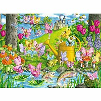 100 pc Fairy Playland