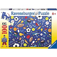 Ravensburger Sports Galore 100 pc Puzzle