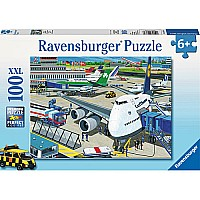 Ravensburger Airport 100 pc Puzzle