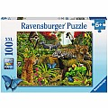 100 pc Wild Jungle
