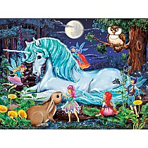 100 pc Enchanted Forest