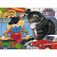 Kitty Playtime - 100 pc
