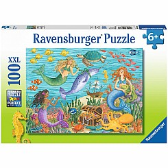 100 Piece Narwhal's Friends Puzzle