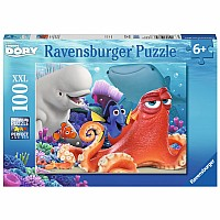 Finding Dory 100 pc Puzzle