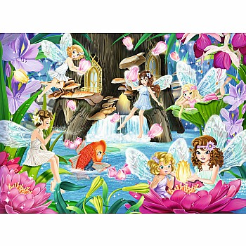 100pc Puzzle - Magical Fairy Night