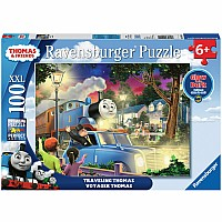 Travelling Thomas (100 pc Glow-in-the-Dark Puzzle)
