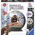 Secret Life of Pets (72 PC 3d Puzzle Ball)