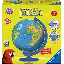 180 pc Children's Globe with Rotation Stand