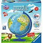Children's Globe 3D 180 PC Puzzle