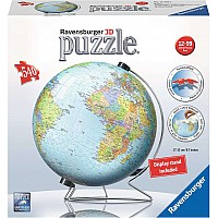540 pc The Earth 3D Puzzle