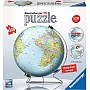 The Earth Globe 3D 540 PC Puzzle
