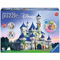 Disney Castle (216 pc Puzzle)