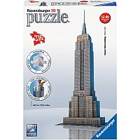 Empire State Building (216 pc Puzzle)