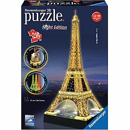 Eiffel Tower (216 pc Puzzle)