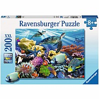200 pc Ocean Turtles Puzzle