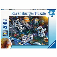 Cosmic Exploration 200 pc. space puzzle