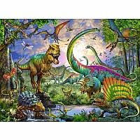 200 Piece Realm of the Giants Puzzle