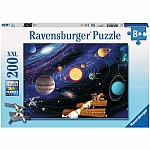 The Solar System 200 pc Puzzle