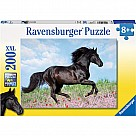200-Piece Puzzle, Beautiful Horse