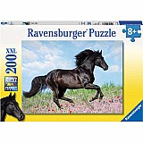 200 Piece Beautiful Horse Puzzle