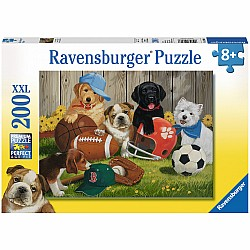 200pc Puzzle - Let's Play Ball!