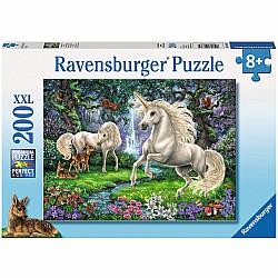 200pc Puzzle - Mystical Unicorns