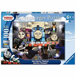 Say Cheese, Thomas! (100 pc Puzzle)