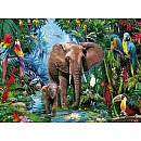 Safari Animals 150 Pc.