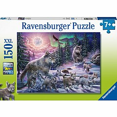 Puzzle 150 Pc Northern Wolve