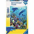 Underwater Adventure 300 PC Puzzle