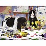 Ravensburger 'Playing in Paint' 300 piece 13023