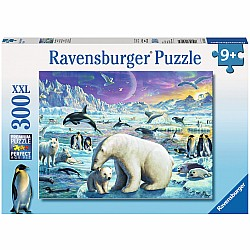 300pc Puzzle - Polar Animals