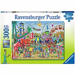 300pc Puzzle - Fun At the Carnival