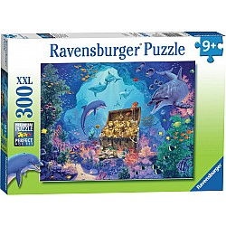 300pc Puzzle - Deep Sea Treasure