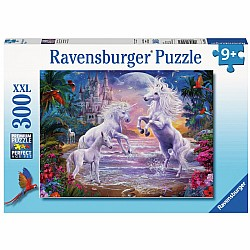 300pc Puzzle - Unicorn Paradise