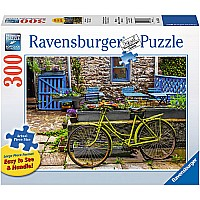 0300 Piece Puzzle Vintage Bicycle