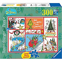 The Grinch Christmas 300 Pcs