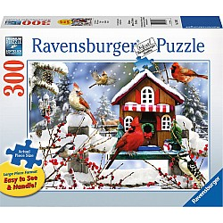 300pc Puzzle - The Lodge