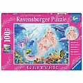 100 pc- Mermaids and Dolphins