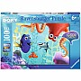 Finding Dory 100 PC Glow-in-the-dark Puzzle