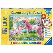 RAVENSBUGER 100 XXL MAGICAL UNICORNS