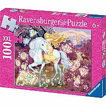 100 pc Riding in the Woods Jigsaw
