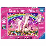 100pc Glitter: Horse Dream