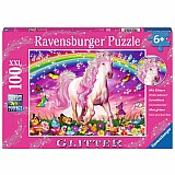 100 Piece Horse Dream Puzzle