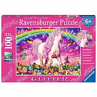 100 pc Horse Dream Puzzle