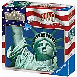 300 pieces Statue of Liberty