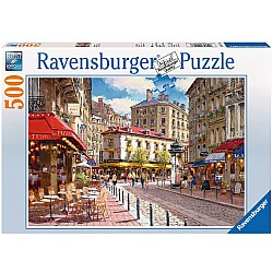 500pc puzzle Quaint Shops