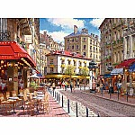 Quaint Shops 500 pc Puzzle